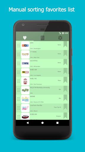 RadioNet Radio Online 1.83 screenshots 4