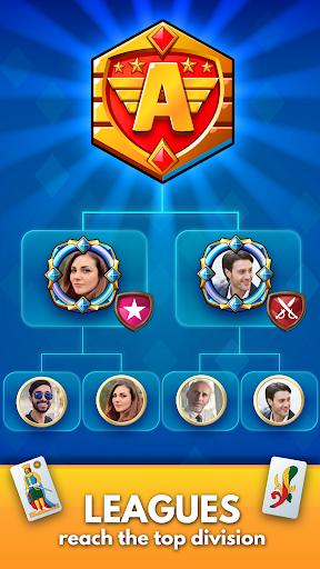 Scopa - Free Italian Card Game Online apkpoly screenshots 5