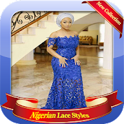 450 + Nigerian Lace Styles icon