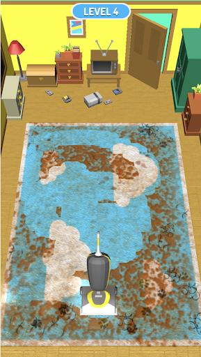 Télécharger Gratuit Carpet Cleaner! mod apk screenshots 5