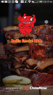 Rollin Smoke Barbeque- screenshot thumbnail