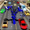 Robot Transform: Traffic Racer