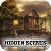 Hidden Scenes - Cabin Puzzles Android APK Download Free By Difference Games LLC