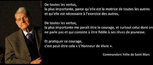 Photo: Le Courage