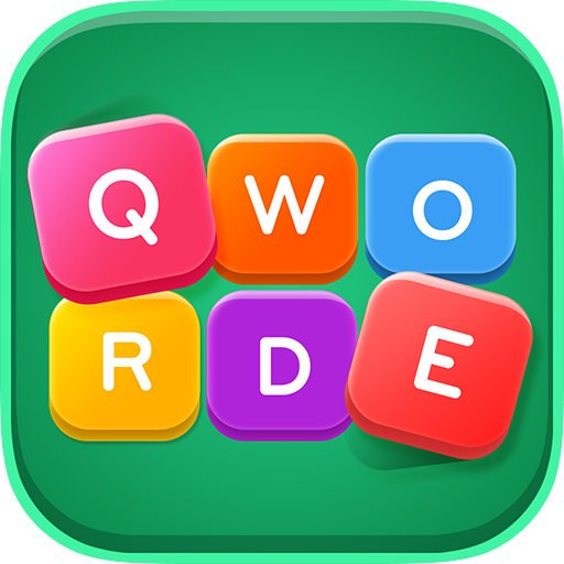 Qworde - Word Puzzle Game Icon