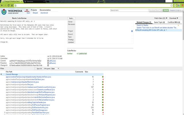 Gerrit Downloader
