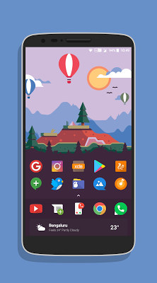 Pixel Walls- screenshot