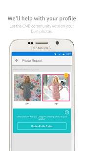 CMB Free Dating App Screenshot 4
