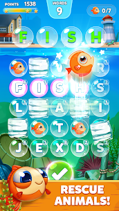 Bubble Word – Word Games Puzzle 3