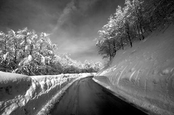 Neve a S.Pellegrino di vagero