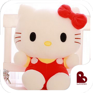 Toys Hello Kitty Cute Wallpaper for Kids for PC