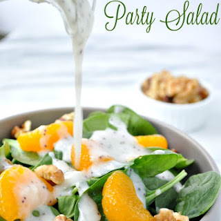 Meghan's 4-Ingredient Party Salad
