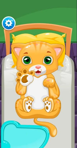 Little Cat Doctor Pet Vet Game modavailable screenshots 8