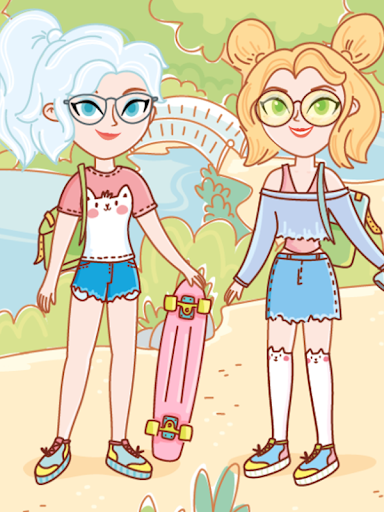 Girls Dress Up  screenshots 3