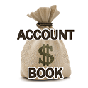 Mobile Account Book HD icon
