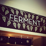 Logo of Ferment Bookstore Bitter