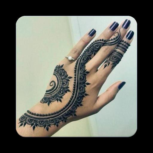 Latest Mehndi Designs - Fancy Hina Designs Offline icon