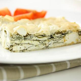 Spinach & Feta Pie