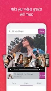 Video Slideshow Maker - Video Maker With Music - náhled