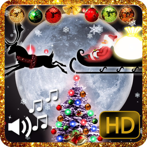 Christmas Live Wallpaper HD (app)