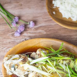 Steamed Fish Seasoning Recipes.