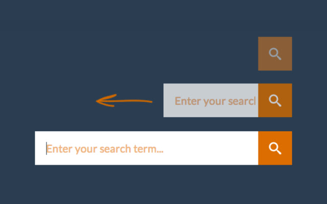 Focus On Search