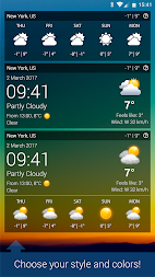Weather XL PRO APK screenshot thumbnail 9