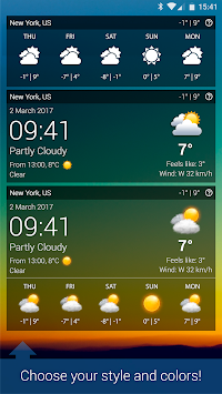 Weather XL PRO APK screenshot thumbnail 8