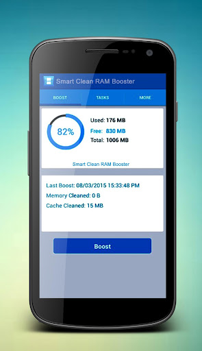 Smart Clean RAM Booster