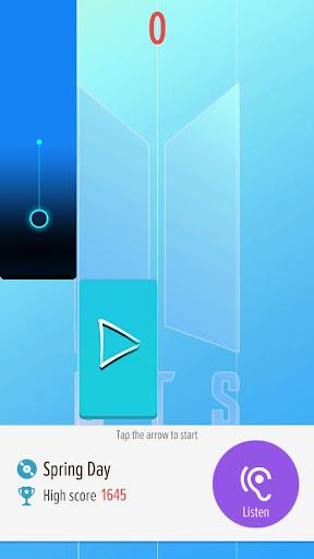 Magic Piano Tiles: BTS Kpop 🎹 1.1 screenshots 2