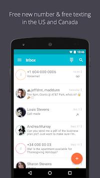 TextMe Up Free Calling & Texts