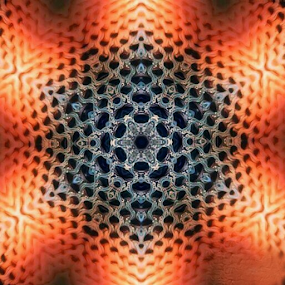 Pattern art by Arjun Madhav - Digital Art Abstract ( pattern digital, digital art, art, pattern art, kaleidosocope, pattern photography )