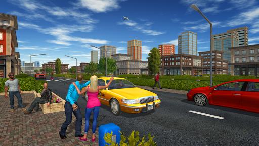 Taxi Game screenshot 3