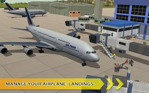 City Airport Super Flights 3D 5