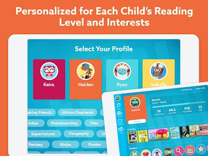 App Epic!: Kids' Books, Audio Books, Videos & eBooks APK for Windows Phone