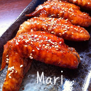 Must Have With Beers, Addicting Fried Chicken Wings In A Sweet-spicy Sauce