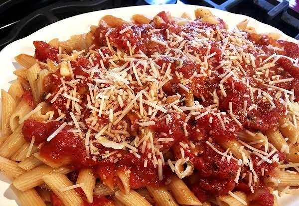 ~ Homestyle Sauce & Pasta ~