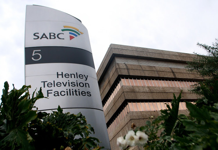SABC television studios in Auckland Park. Picture: KEVIN SUTHERLAND