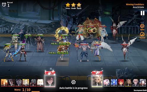 Game NightZero:Mistiltein APK for Windows Phone