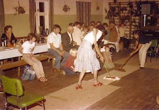 Photo: Fest i Forsamlingshuset 1979