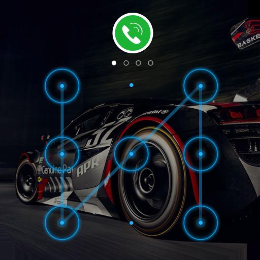App Lock - Sports Car