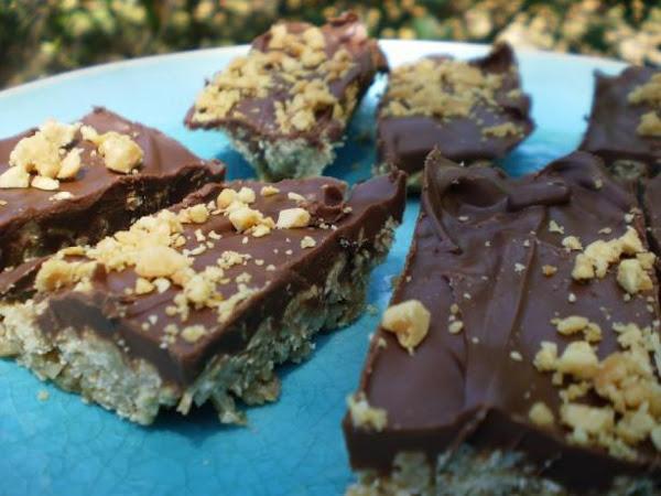 Chocolate Bullseye Bars Recipe
