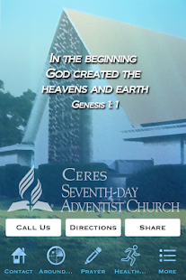 Ceres Seventh-day Adventist Ch- screenshot thumbnail