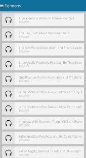 Download Calvin D. Ward Prophetic Ministry For PC Windows and Mac apk screenshot 2