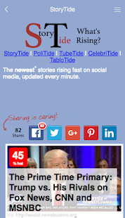 PoliTide- screenshot thumbnail