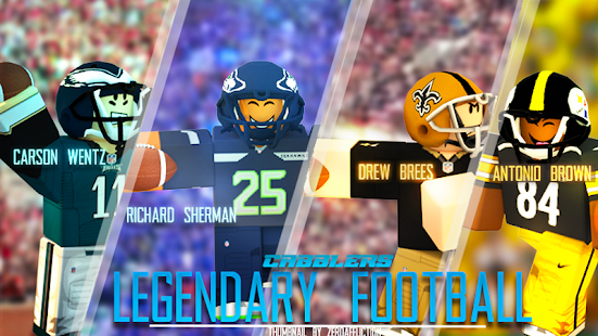 Legendary Football Roblox Tips - náhled