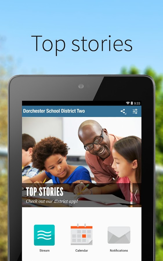 Dorchester School District Two- screenshot