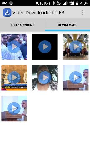 Video Downloader for Facebook (Fastest) 1.4 screenshots 9