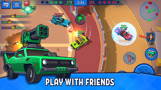 Car Force: PvP Fight 4.35 screenshots 8