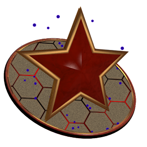 Star 3D Live Wallpaper Pro Gratis